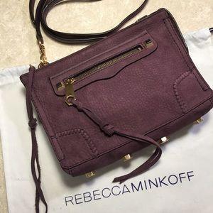 Rebecca Minkoff Regan Crossbody Leather purse